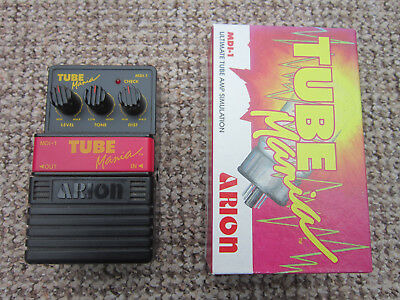 Vintage Arion Tube Mania MDI-1, Boxed, Made in Japan