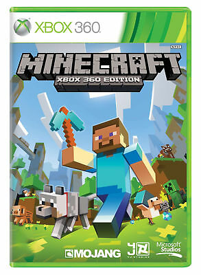 Minecraft Xbox 360 Edition  MINT Same Day Dispatch super fast and delivery