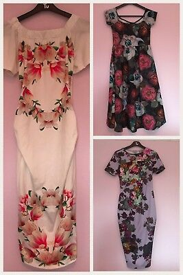 Maternity Occasion Dresses Size 6/8 Asos Boohoo