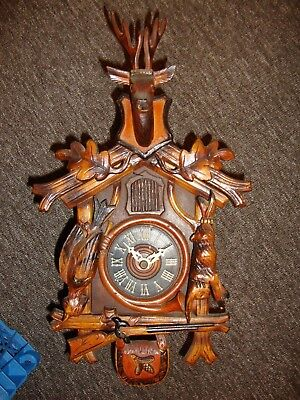cuckoo clock not working