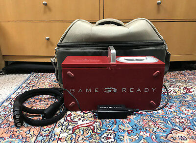 Game Ready Pro 2.1 Power unit, case, and hose only. In good working condition.