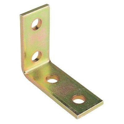 Superstrut 1/2-in 4 Hole 90 Angled Strut Bracket