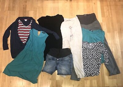 Maternity Clothes Bundle Size 8 and Size 10