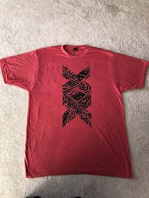 DOS Equis DOS XX Red T-Shirt XL   SUPER SOFT!!!