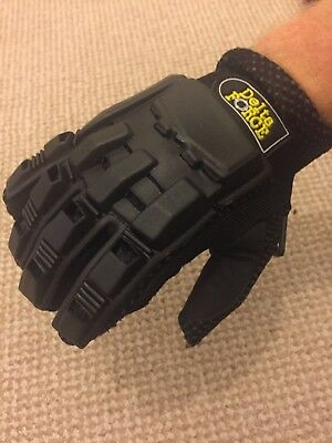 Delta Force Paintball Gloves Large Shooting Protection