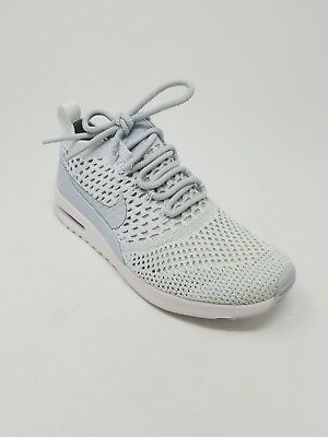 5f0066a991 593 Nike Women's Air Max Thea Ultra Flyknit Shoes Pure Platinum Size 5.5 M