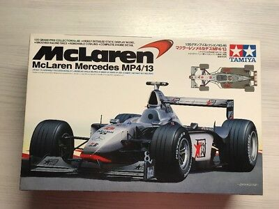 Tamiya 1/20 Mclaren MP 4/13 20046 ink. West Decals