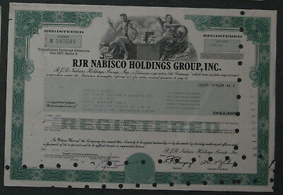 RJR Nabisco Holdings Group, Inc. 1990 75 USD Bond .