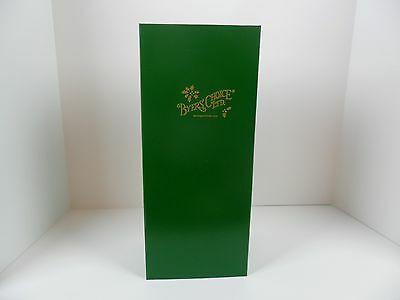 Byers Choice New Heavy, Presentation Gift Box, Magnetic Lid, Very Nice!