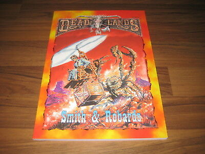 Deadlands Smith & Robards Quellenband Uhrwerk Verlag TOP Softcover 2013