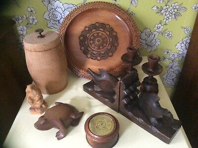 Bookends Candlesticks and Others