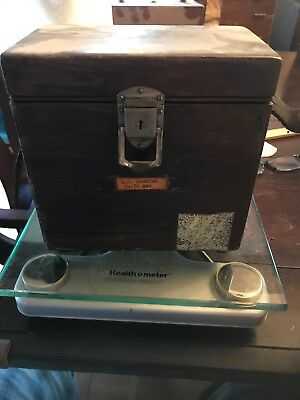 Antique DC Ammeter
