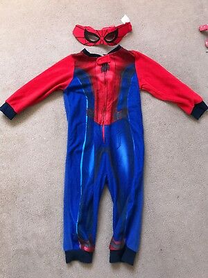 Boys Spiderman All In One 18-24 Months