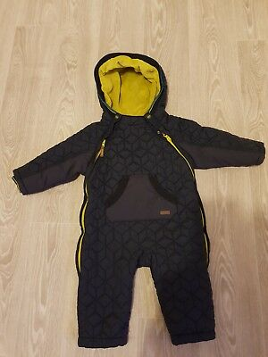 Ted Baker Baby Snowsuit Age 12-18mths