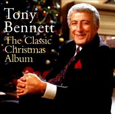 The Classic Christmas Album by Tony Bennett (CD, Oct-2011, Sony Music) NEW