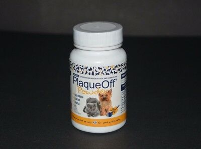 PlaqueOff POWDER Dental Care for Dogs and Cats, 60gm PRODEN