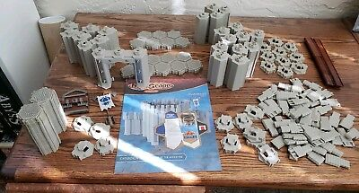Heroscape: Fortress of the Archkyrie: Gently Used: Complete except NO BOX