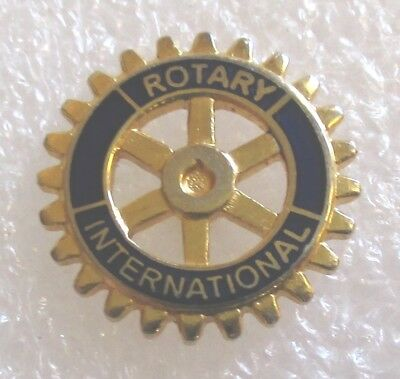 Rotary International Tie Tack or Lapel Pin-Rotary Club Fraternal