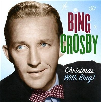 Christmas with Bing [Sony] by Bing Crosby (CD, 2013, BMG Brand New Sealed