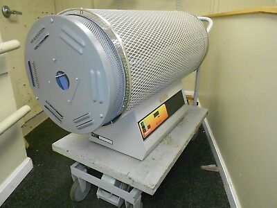 lab tube furnace Carbolite (STF 15/610) never used with new heating elements