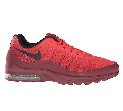 Nike Air Max Invigor Print Red/Black Running Shoes Mens US Multi Size 749688-603