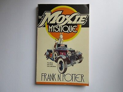 "1981 Vintage ""The MOXIE MYSTIQUE"" (The Word,The Drink,The Collectibles) BOOK"
