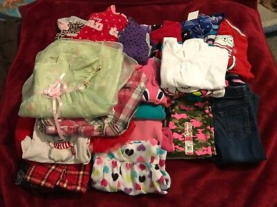 Large Lot of Girl's Clothes 3T Gymboree Old Navy Carter's