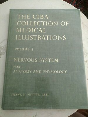 The Ciba Collection of Medical Illustrations Vol 1 Nervous System