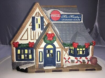 Coca Cola Town Square Building - Mrs. Murphy 's Chowder House - 1997 - Retired