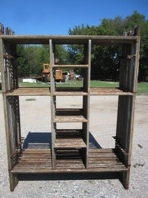Safway Rolling Tower scaffold frames 30 available includes brace and  2 pins