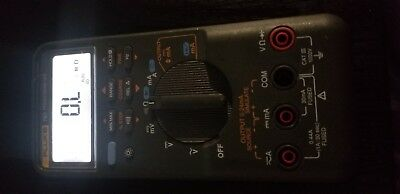 Fluke 787 Processmeter with Leads