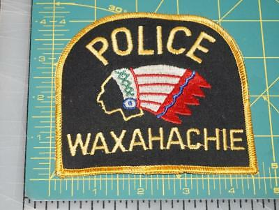 Texas, Waxahachie Police Department Patch Version 3 (556)