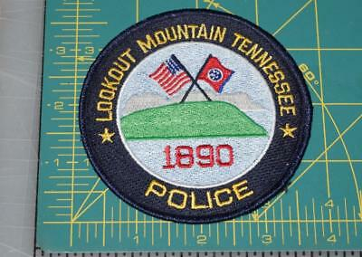 Lookout Mountain Tennessee Police Dept. Patch (529)