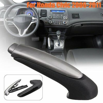 Interior Parking Hand Brake Handle Lever Grip Cover For Honda for Civic MT