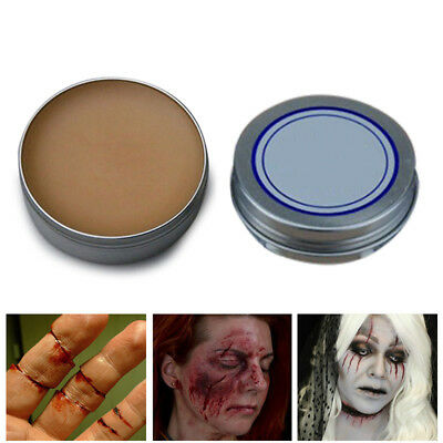 Halloween Makeup Wax Face Body Scar Nose Modeling Putty Wax Special Effect Lot