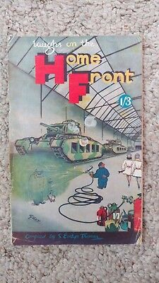 Laughs on the Home Front- 1943 Humor Magazine