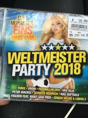 Various - WELTMEISTER PARTY 2018