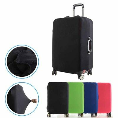 Elastic Protective Travel Luggage Suitcase Dustproof Cover Protector Case 18~30""