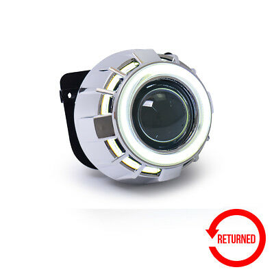 KT LED Halo Eye HID Projector Lens for Yamaha FZ 09/MT 09 2014 2015 2016