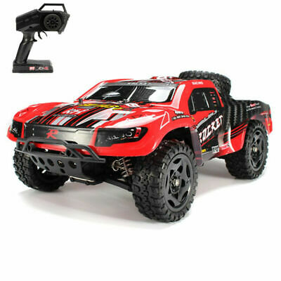 REMO 1621 2.4G 4WD 1/16 50km/h RC Truck Car Waterproof Brushed Short Course SUV