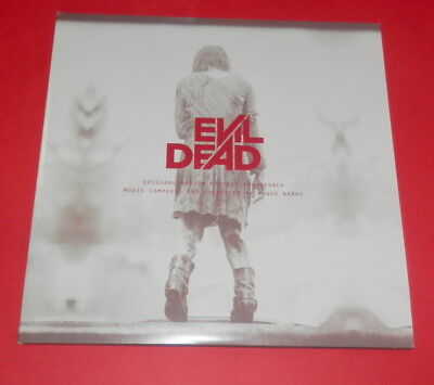 Evil Dead -- Soundtrack -- 2LPs / Coloured Vinyl