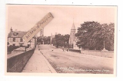 Thurso St Georges Street and Episcocal Parish Churches unused Caithness