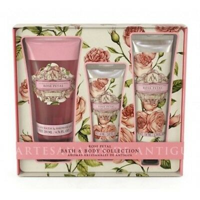 The Somerset Toiletry Company - Geschenkset Rose Petal
