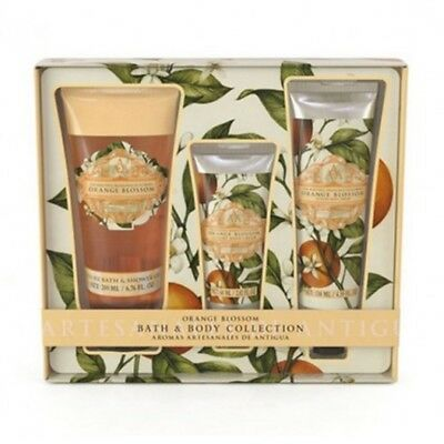 The Somerset Toiletry Company - Geschenkset Orange Blossom
