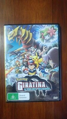 Pokemon - Giratina & The Sky Warrior DVD