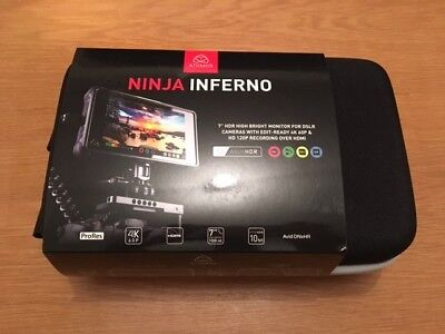 "Atomos Ninja Inferno 7.1"" (1920x1200) Camera Monitor and Recorder For GH5 etc"