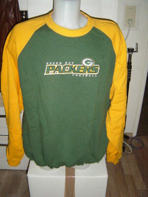 Green Bay Packers Pulover in der Gr. 2XL - Team Apparel - NFL American Football