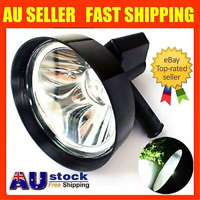 12V CREE T6  Handheld Spot Light Rechargeable  LED Spotlight Hunting Shooting