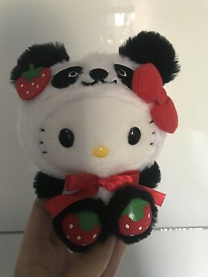 Hello Kitty Plüschtier Panda