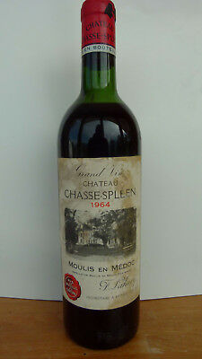 1964, Château Chasse Spleen Moulis